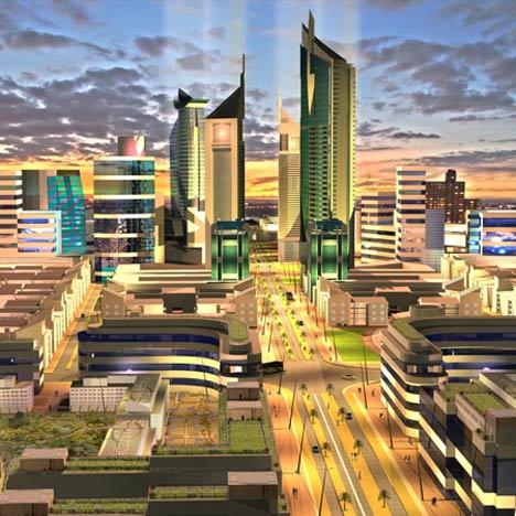 dezeen_Kenya-starts-construction-of-Konza-Technology-City_2