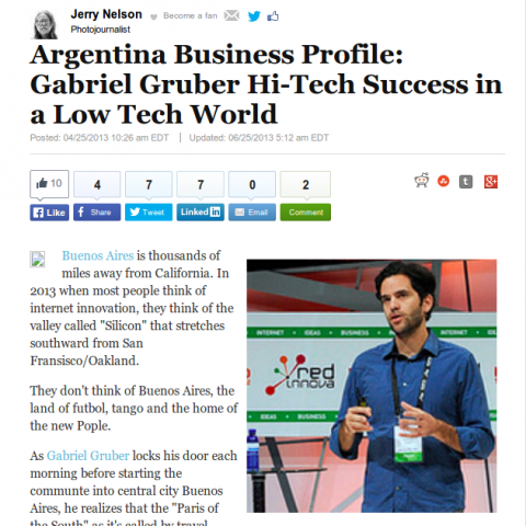 25/4/2013 - Huffington Post