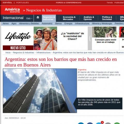 20/3/2014 - América Economía