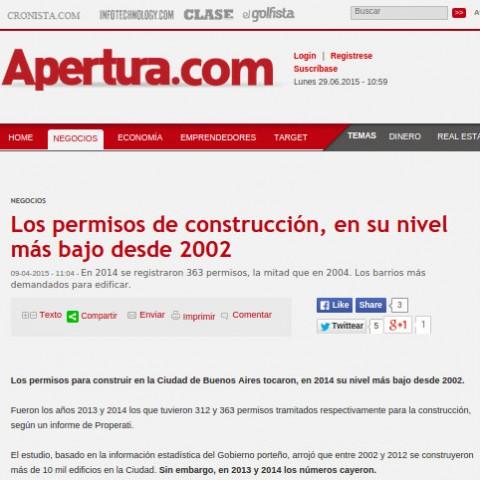 9/4/2015 - Apertura