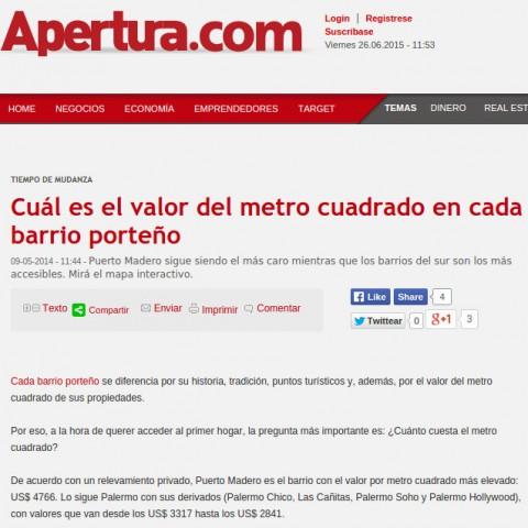 9/5/2014 - Apertura
