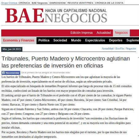25/6/2015 - Diario BAE