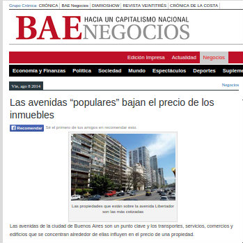 9/8/2014 - Diario BAE