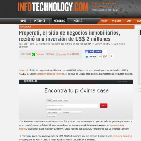 10/10/2014 - Infotechnology