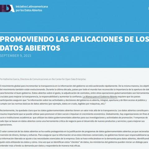 IL Datos Abiertos - 9/9/2015