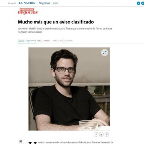 11/07/2016 - La Nación