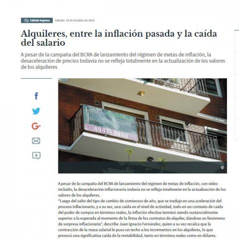 28/10/2016 - El Cronista