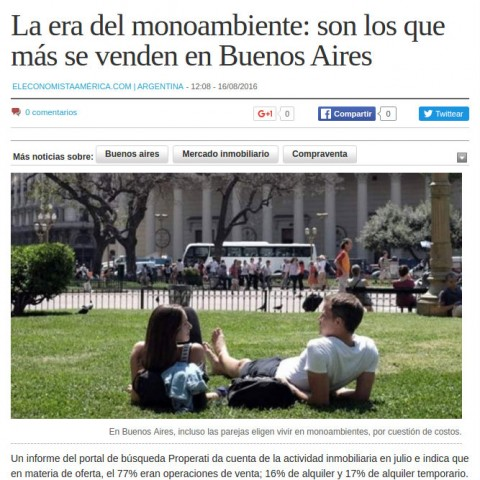 16/08/2016 - El Economista América