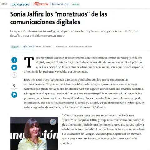 14/12/2016 - La Nación