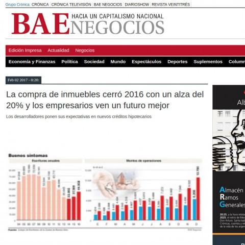 01/01/2017 - Diario BAE