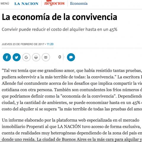 23/02/2017 - La Nación
