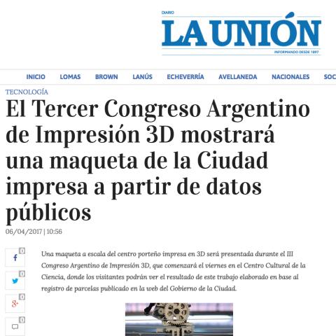 06/04/17 - La Unión