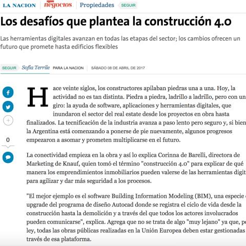 08/04/2017 - La Nación