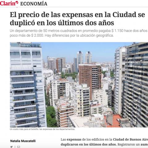 27/05/2017- Clarín