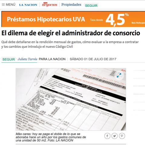 30/06/2017 - La Nación