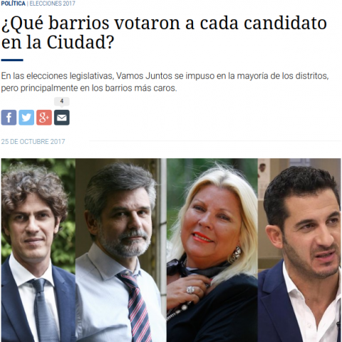 25/10/2017 - El Destape
