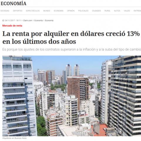 24/11/2017 - Clarín