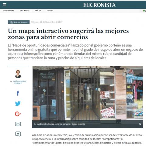 22/11/2017 - El Cronista